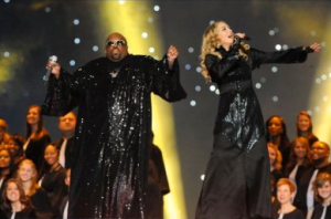 Madonna Pagan Satanic Robe